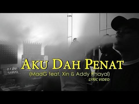 CDN - Aku Dah Penat (Lyrics Music Video)