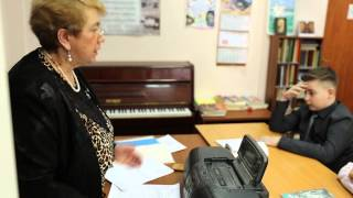 ДМШ им. К.Н.Игумнова. Урок, посвящённый 70-летию Победы