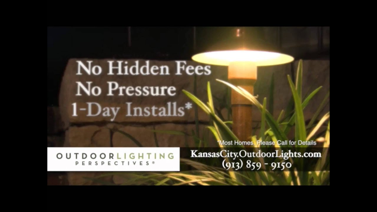 Outdoor lighting perspectives of kansas city youtube