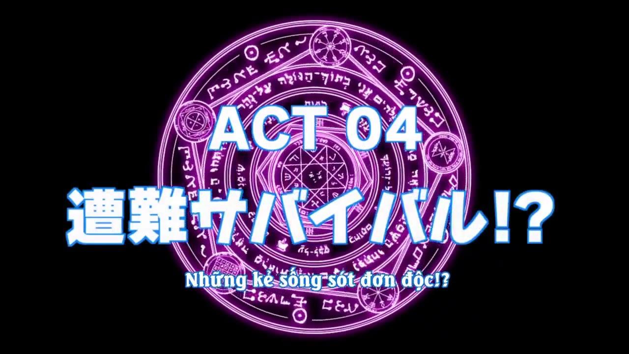 Anime Sai Akuto 💖 �i Mộng Quỷ Vương Tập 15
