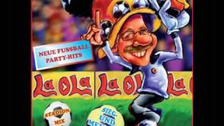 Frauen Fussball WM Hit    -  WM  Hit Laola La-Ola Welle
