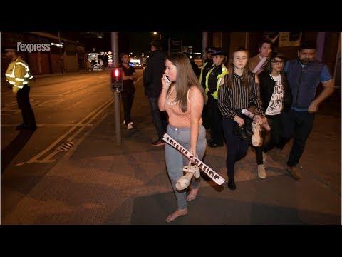 """Attentat à Manchester: """"'Bang', le silence, puis des cris"""""""