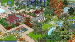#3 SeaWorld Adventure Parks Tycoon 2