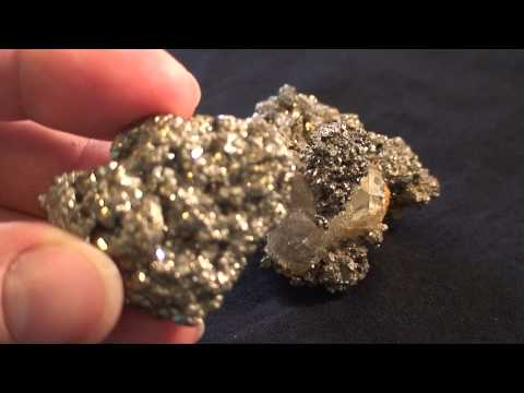 Everything about Pyrite
