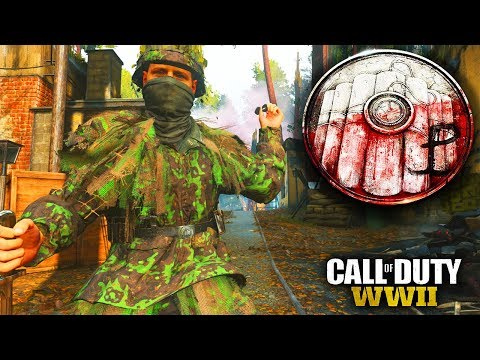 the NEW DEMOLITION GAME MODE is INSANE FOR KNIFING in COD WW2!!