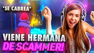 SCAMER'S FRIEND IS BACK LOCA!! SCAMEANDO SCAMERS - Fortnite Save the World