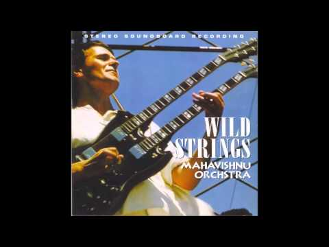 MAHAVISHNU ORCHESTRA -- Wild Strings -- 1972