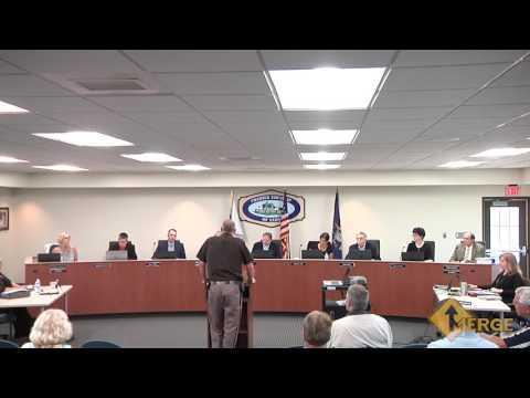 June 5, 2017 Board of Trustees Meeting