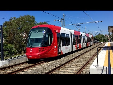 Sydney Light Rail Vlog 23: L1 Dulwich Hill Line