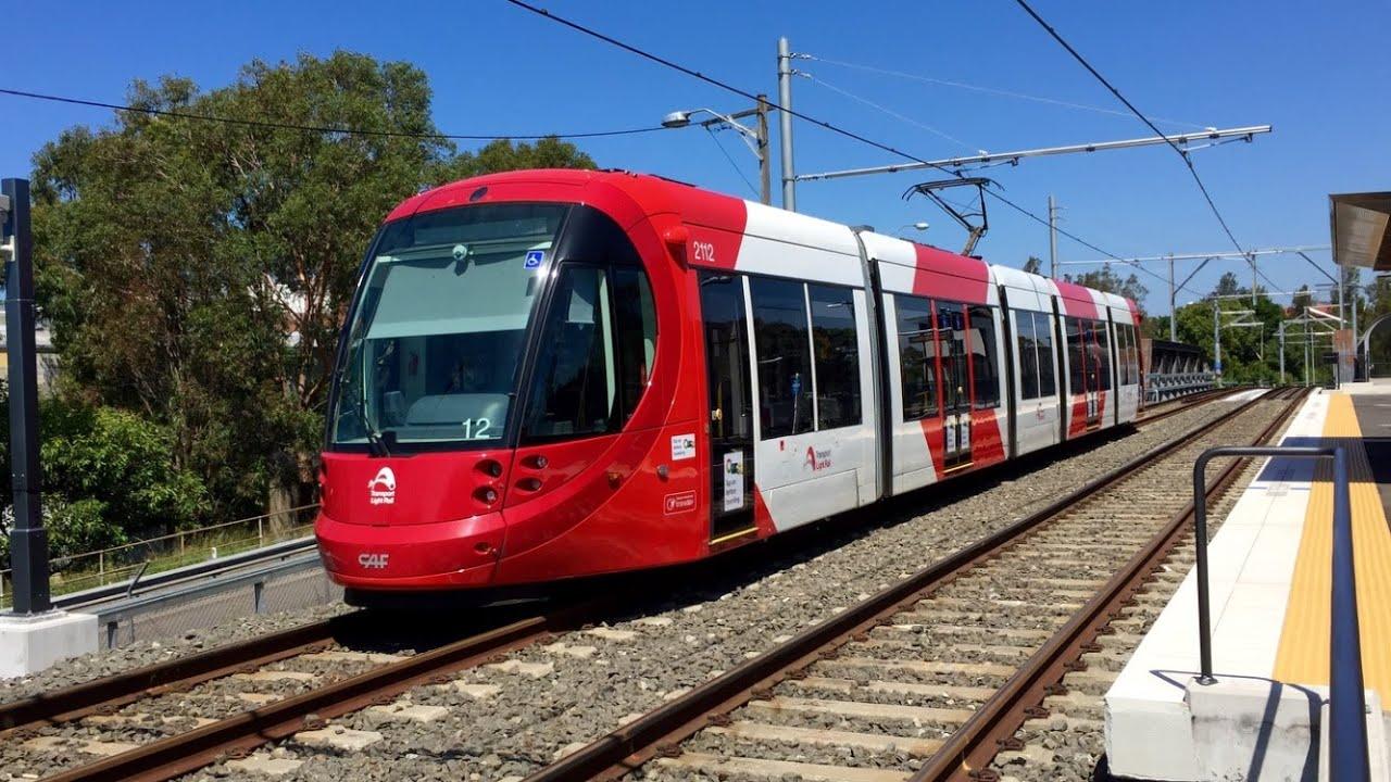 sydney light rail - photo #12