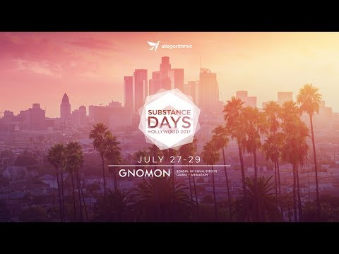 Substance Days Hollywood 2017: Keynote