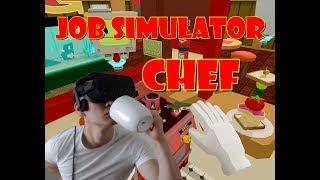 Oculus Rift VR Work Simulator - Gourmet Chef