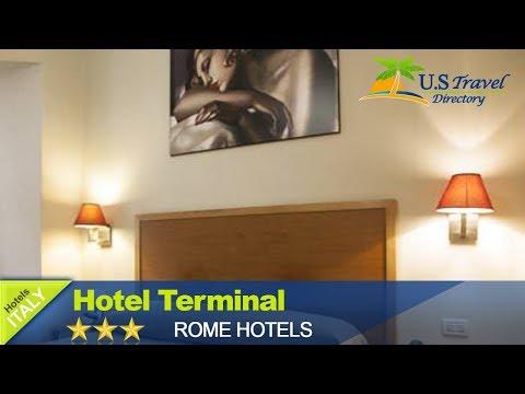 Hotel Terminal - Rome Hotels, Italy