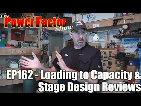 Episode 162 - Loading to Capacity and Stage Design Review