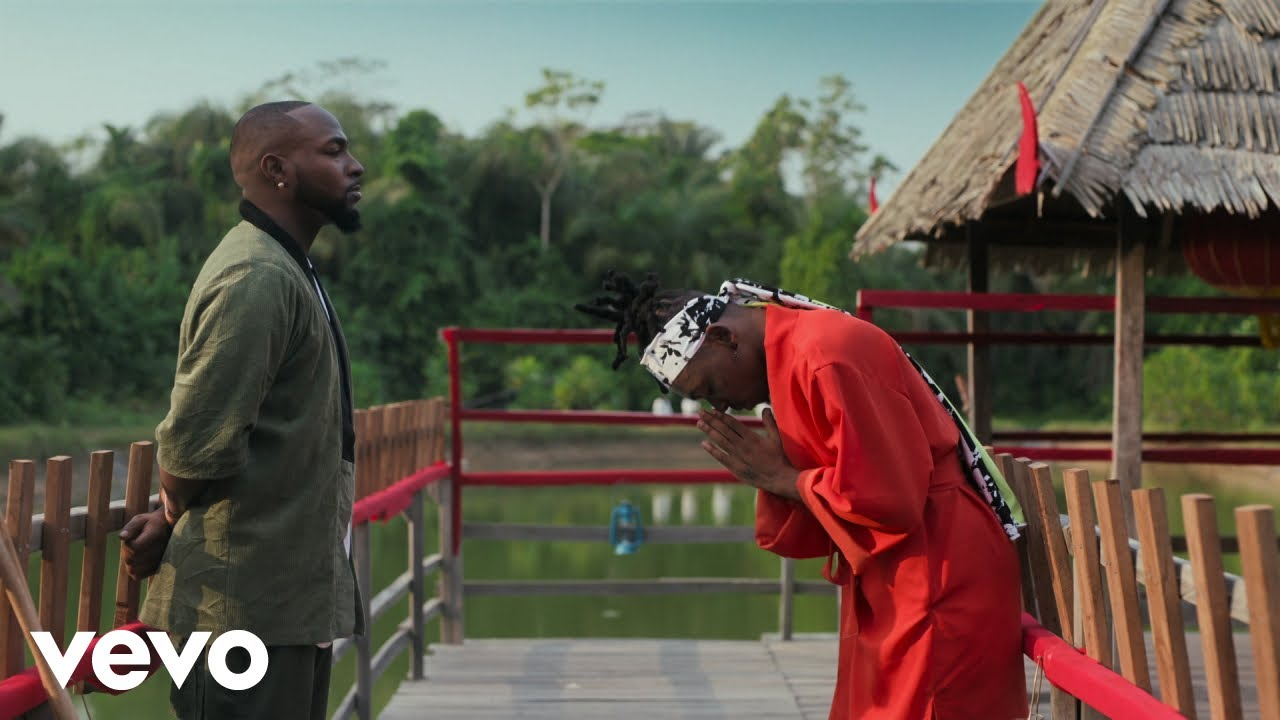 Download Davido - The Best (Official Video) ft. Mayorkun