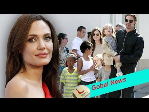 Angelina Jolie takes another swipe at Brad Pitt: 'A loan is not child support'...Why?