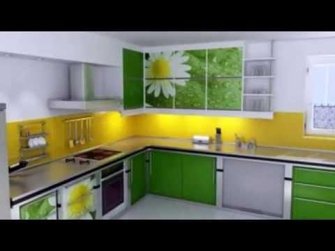 интерьер , дизайн кухни ...
