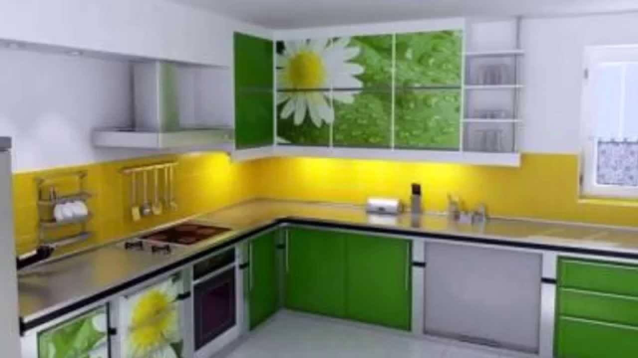 смотреть кухни интерьер фото