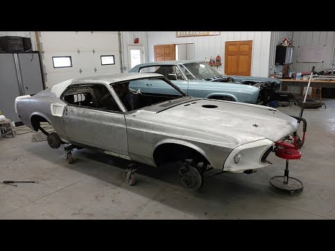 1969 Ford Mustang Mach 1 Restoration Project