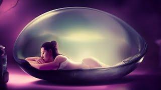 """DEEP RELAXATION and GOOD SLEEP - """"The Cocoon"""" - Brainwave Entrainment Deep Sleep Music for Family"""