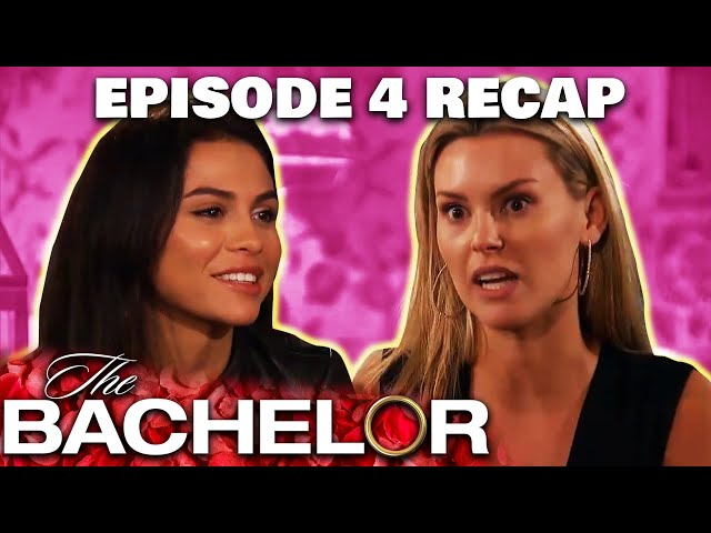 'The Bachelor' Recap\: Why Did Anna Make Those Accusations About Brittany? | Matt James Episode 4