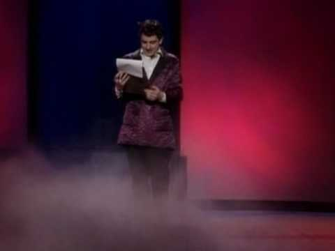 Rowan Atkinson Live - The devil Toby welcomes you to hell