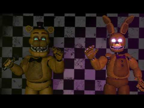 (Fnaf Sfm) greatest show unearthed  short (happy Halloween)