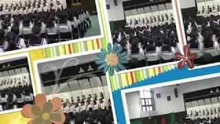 2018.11.22 中学女子クラス合唱会
