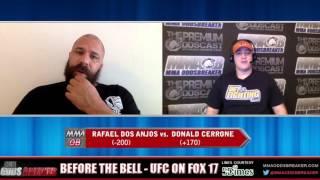 Before The Bell - UFC on FOX 17 w/Frank Trigg & Nick Kalikas