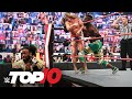 Top 10 Raw moments: WWE Top 10, June 7, 2021