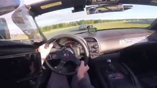 s2000 vs c5 corvette at NJMP thunderbolt