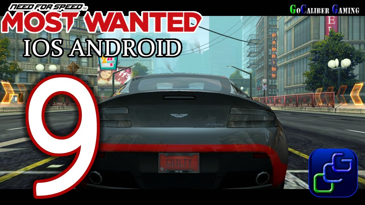 Need For Speed Most Wanted Ios Android Walkthrough Part