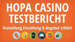 Hopa Casino Testbericht: Anmeldung & Einzahlung erklärt [4K]