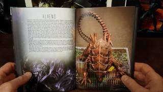 AVP Unleashed tabletop wargame book review!