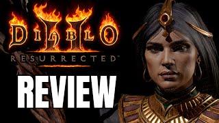 Diablo 2 Resurrected Review - The Final Verdict (Video Game Video Review)