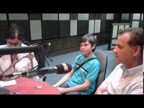 Intervju na Darijan Sekerov i Boris Popov na Makedonsko Radio Skopje