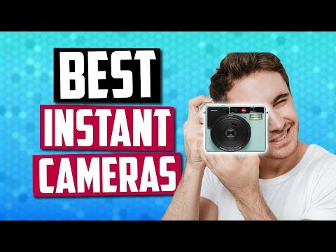 Best Instant Cameras [June 2019]  - Top 5 Instant Camera Reviews