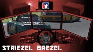 iRacing: Audi IMSA GTO at Donington - Striezel Brezel