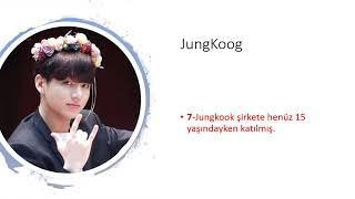 BTS JungKoog Hakkında Bilinmeyenler.(Tecavüz Olayı)
