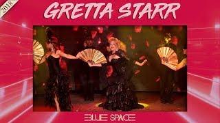 Blue Space Oficial - Gretta Starr e Ballet - 20.10.18