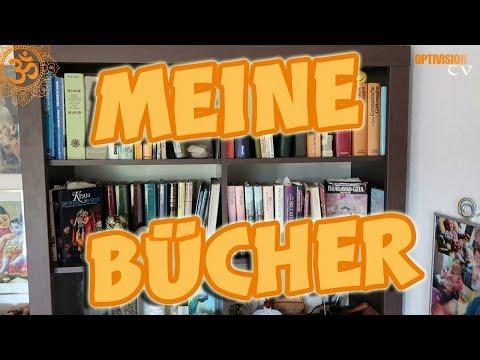 Ich zeige Euch meine Bücher! [mit Verlosung!] *NEU