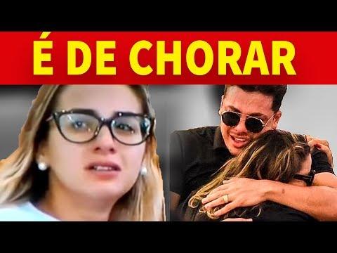 Namorada de Gabriel Diniz Revela ÚLTIMA Conversa que Teve Antes da partida do Cantor