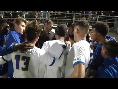 UCSB Vs Cal Poly Men's Soccer 2017