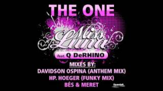 The One (Davidson Ospina Anthem RMX) / (Karmaloft)