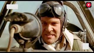 中国导演拍的二战电影,日本军舰被美军战机疯狂轰炸,两败俱伤!