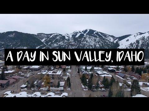 A DAY IN SUN VALLEY, IDAHO 2017!