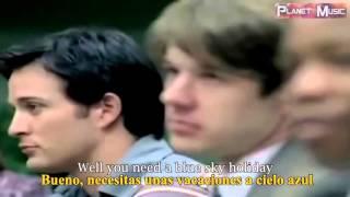 Daniel Powter - Bad Day Subtitulado español