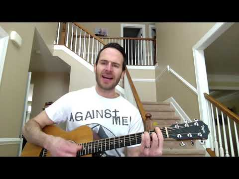 Reign by Lagwagon (Acoustic Cover)