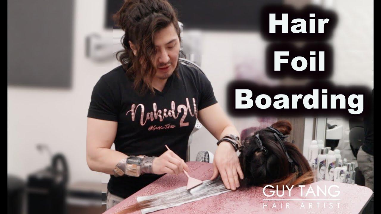 Hair Foil Boarding