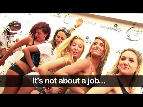 Cirque de la Nuit Ibiza Official Recruitment Movie